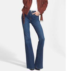 Frame Denim Le High Flare Dunfield Jeans
